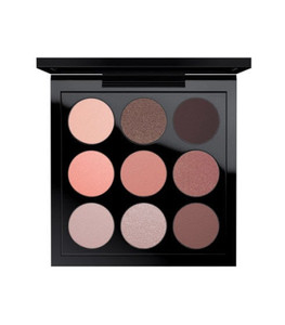 Eye Shadow x 9: Dusky Rose Times Nine -